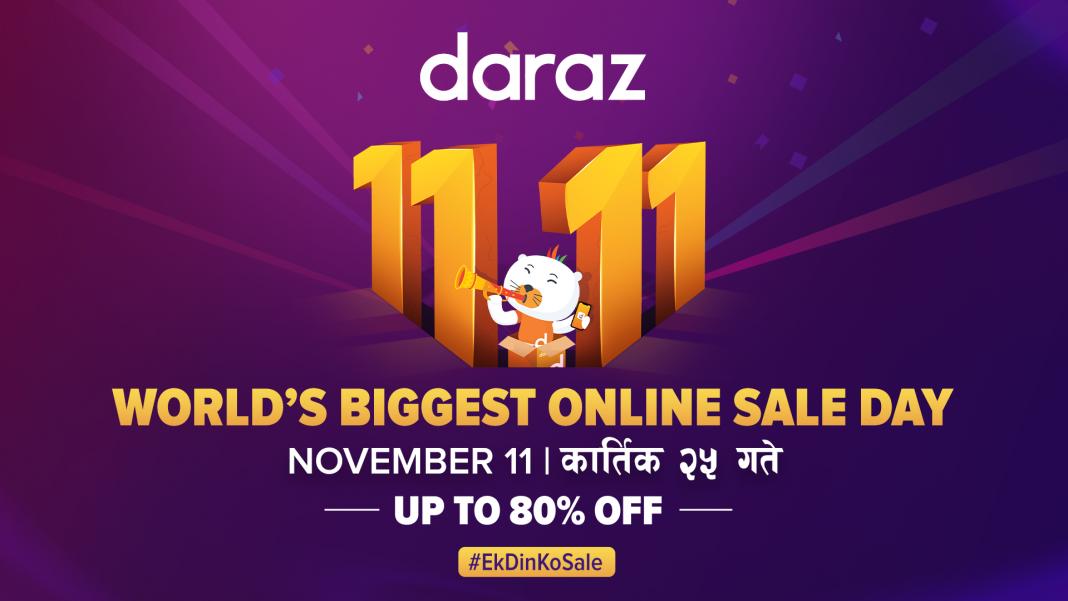 Daraz-11.11