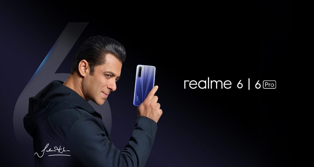 Realme 6 and 6 Pro in Nepal