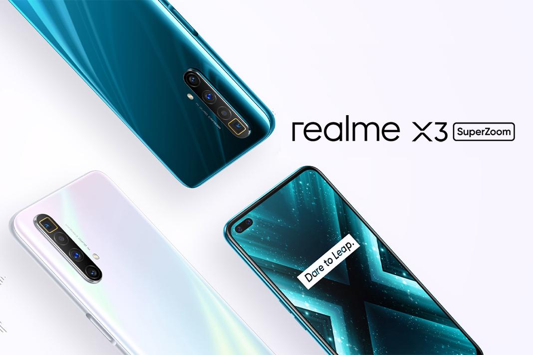 Realme X3 Superzoom in nepal